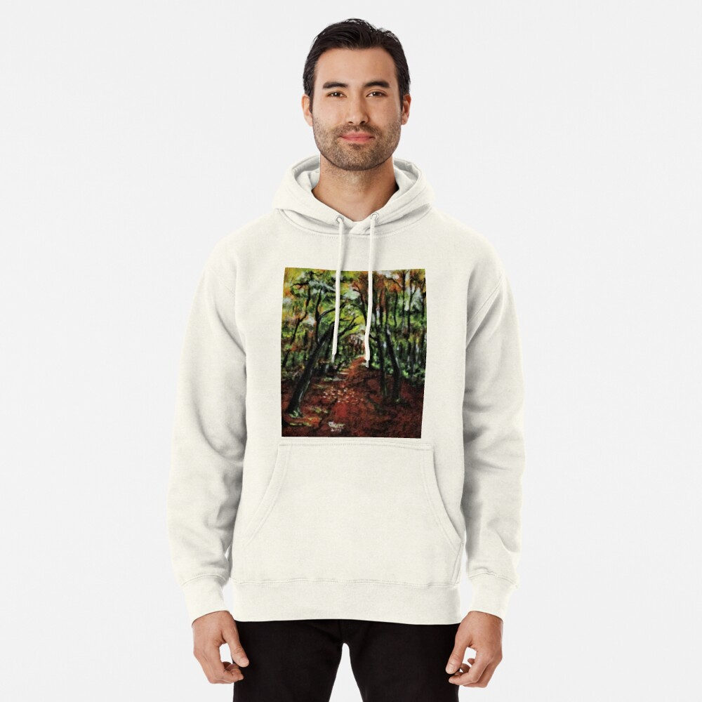 Trees No3. Pullover Hoodie