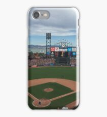AT&T Park iPhone Case/Skin