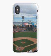 AT&T Park iPhone Case