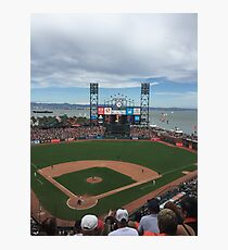 AT&T Park Photographic Print