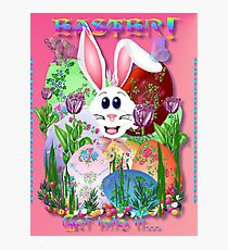 Easter!  Get into it... Photographic Print