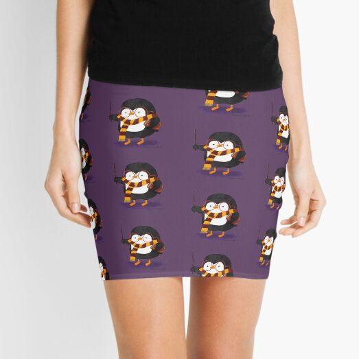 The Wizard Penguin Mini Skirt