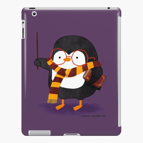 The Wizard Penguin iPad Snap Case