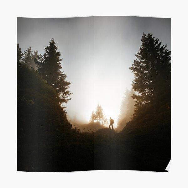 Lumière Divine Poster