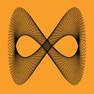 Lissajous XIII by Rupert Russell