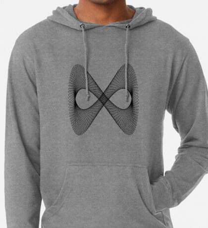 Lissajous XIII Lightweight Hoodie