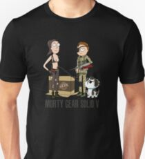 MORTY GEAR SOLID V T-Shirt