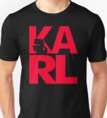 Karl Lagerfeld Head Unisex T-Shirt