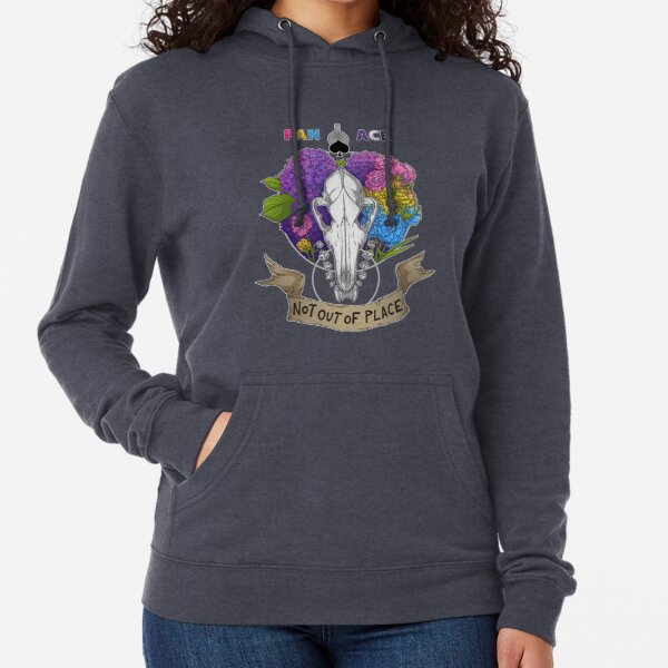 Pan+Ace - Not Out of Place Lightweight Hoodie
