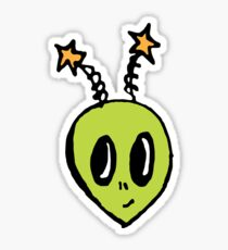 Alien Superstar Sticker