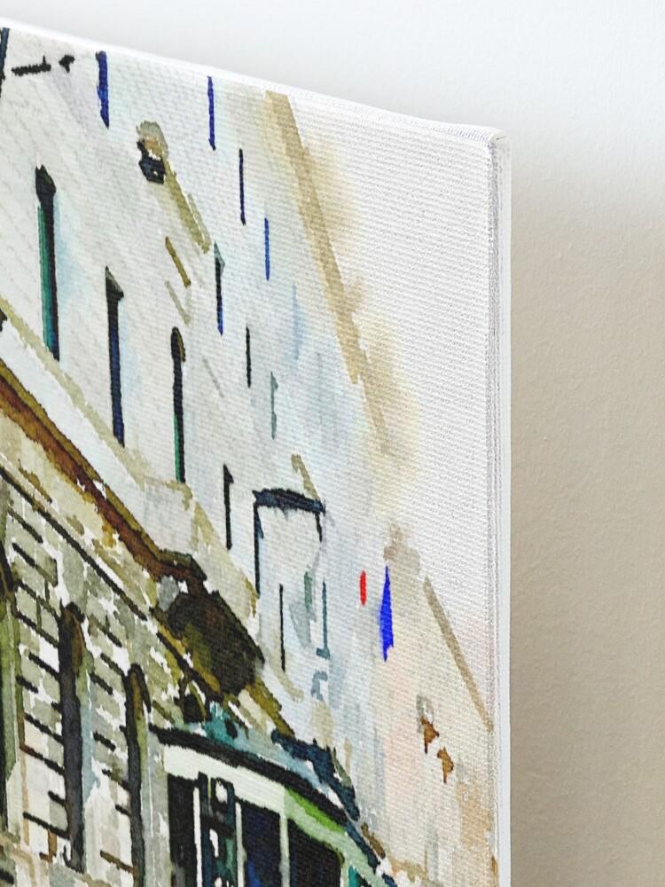 Alternate view of Memories of Milan Mounted Print
