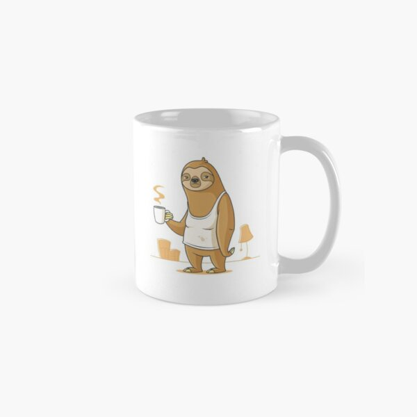 Monday Morning Depresso Classic Mug