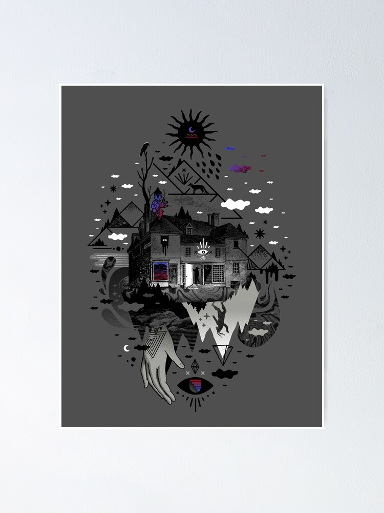 Alternate view of House is Not a Home Poster