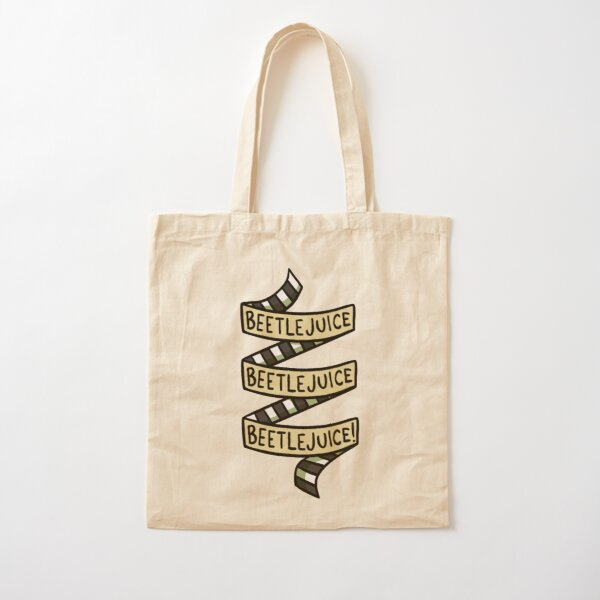 Don't Say His Name! Cotton Tote Bag