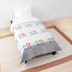PlayStation Buttons Comforter