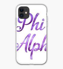 Phi Alph iPhone Case