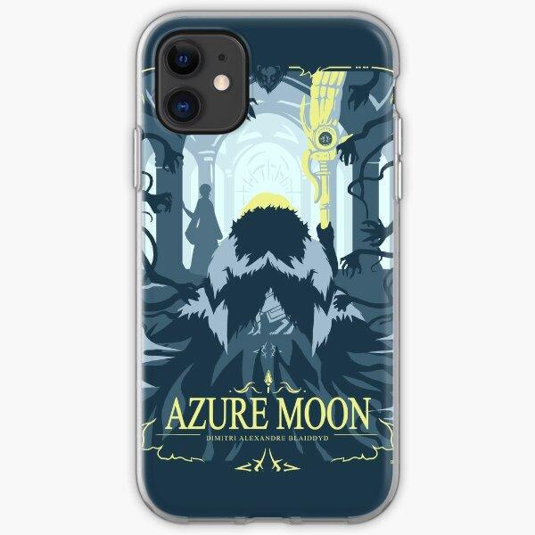 Azure Moon iPhone Soft Case