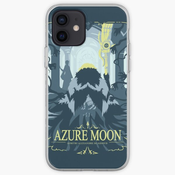 Azure Moon iPhone Soft Case