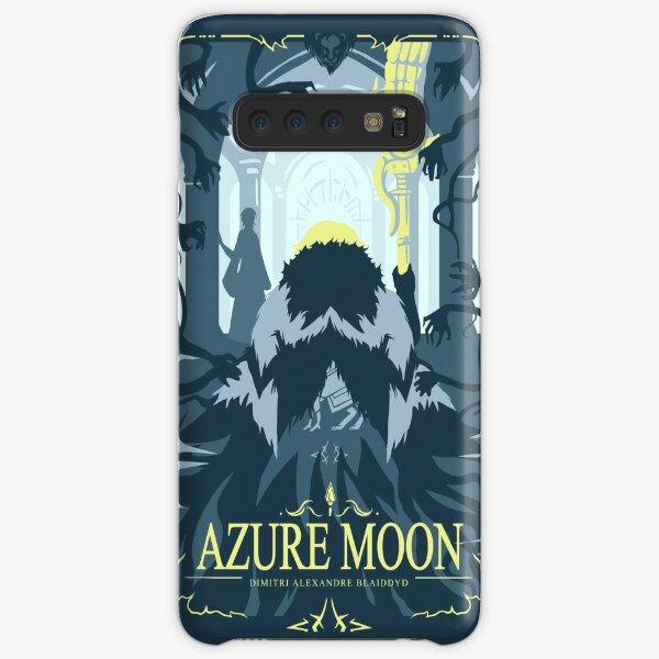 Azure Moon Samsung Galaxy Snap Case
