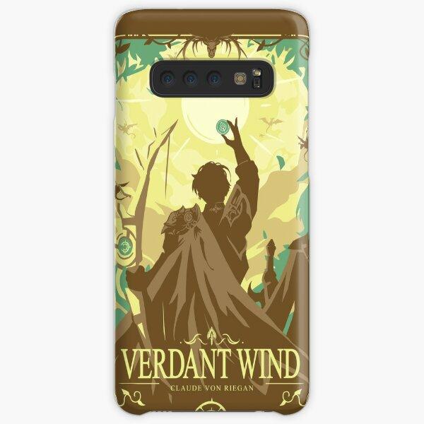Verdant Wind Samsung Galaxy Snap Case