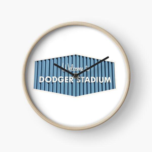 Dodger Stadium Clock