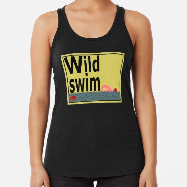 Wild Swim Racerback Tank Top