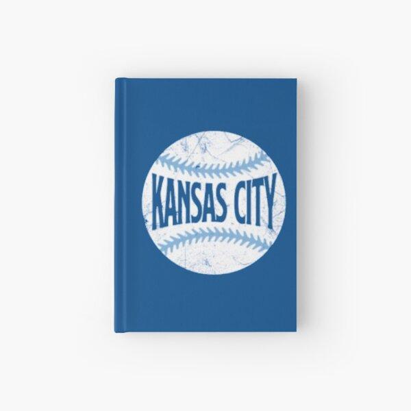Kansas City Royals - Blue Hardcover Journal