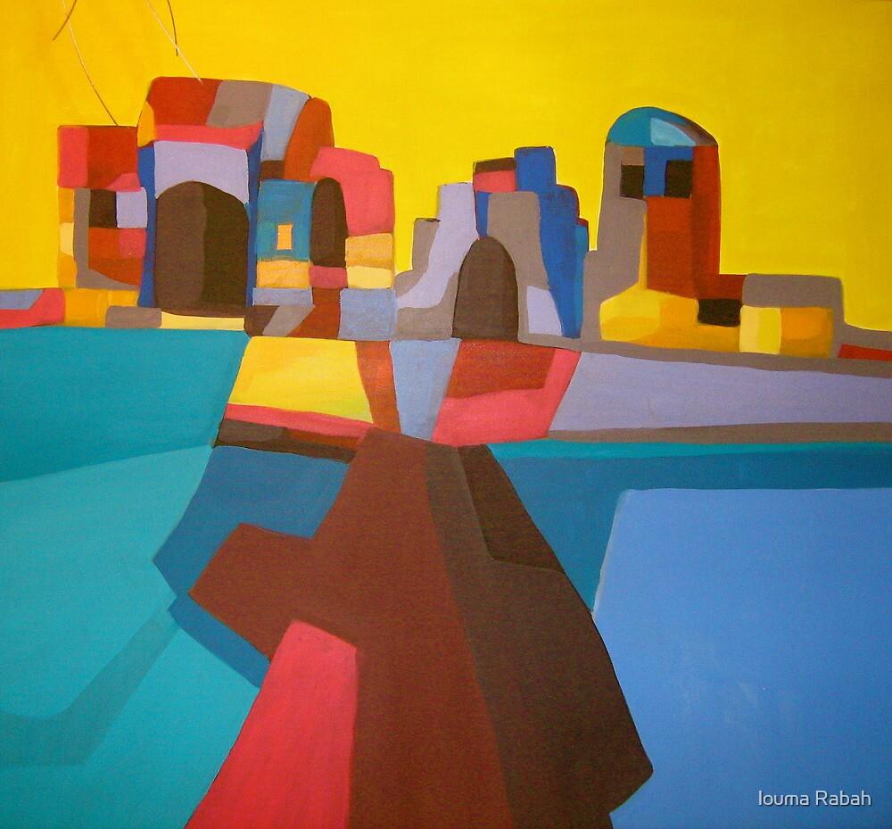 ancient sidon by Louma Rabah