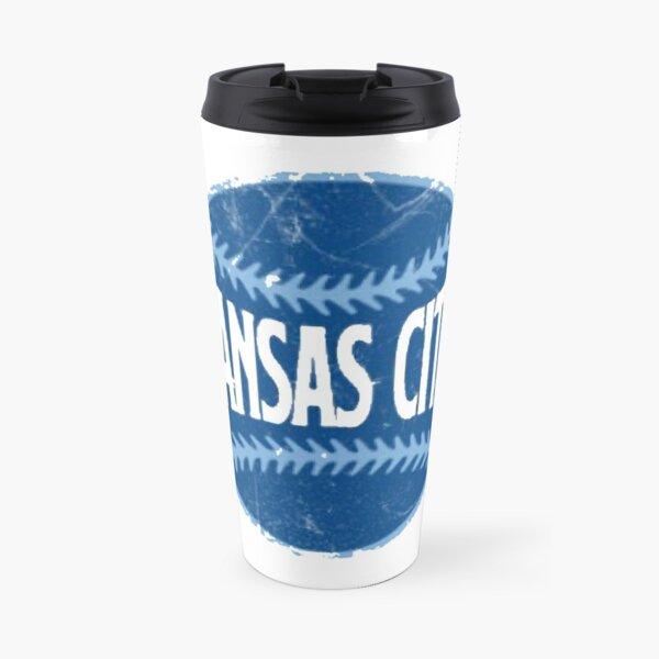 Kansas City Royals - White  Travel Mug