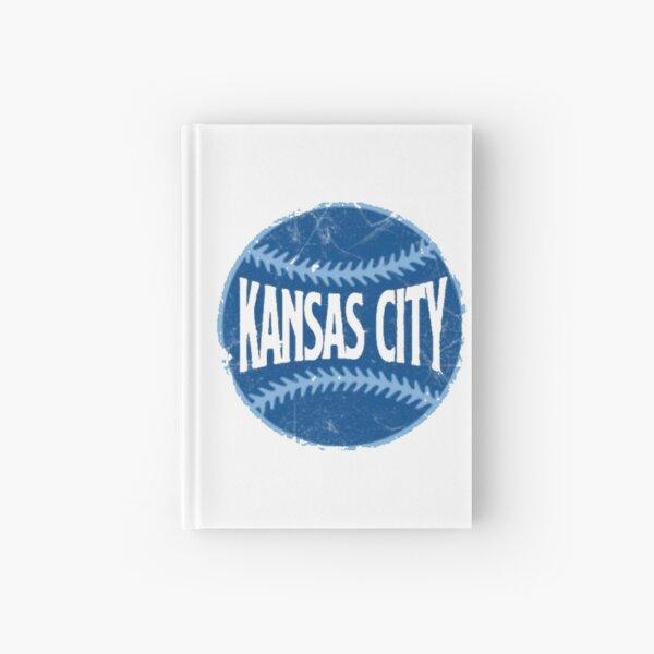 Kansas City Royals - White  Hardcover Journal