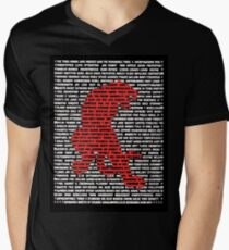 """""""The Year Of The Tiger"""" Clothing Men's V-Neck T-Shirt"""