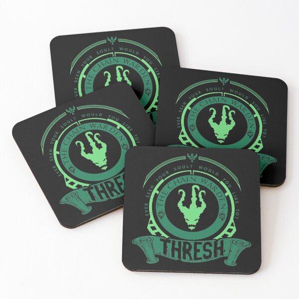 THRESH - LIMITED EDITION Coasters (Set of 4)
