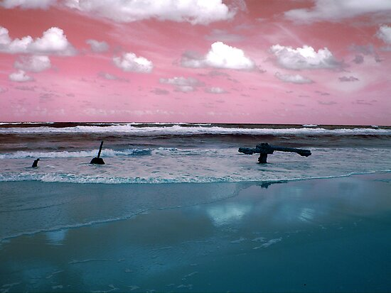 Surrealistic Seascape IV by Igor Shrayer