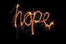 Hope - Light In The Darkness by Amy Dee
