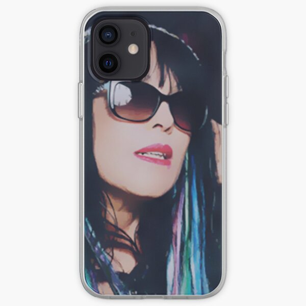 Melleefresh profile pic iPhone Soft Case
