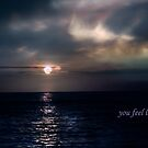 When you Feel a Little Moonlight by linaji-cards