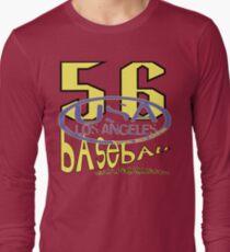 usa la tshirt by rogers bros Long Sleeve T-Shirt