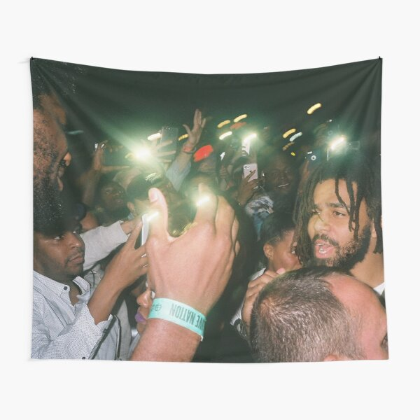 J cole Tapestry