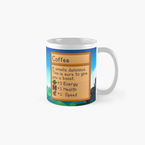 Stardew valley coffee mug Classic Mug