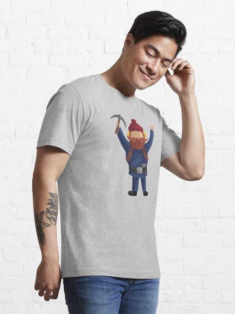 Alternate view of Yukon Cornelius 2015 Essential T-Shirt