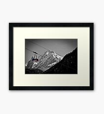 Valley Framed Print