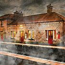 Llandovery Station ...... by Richie Dean