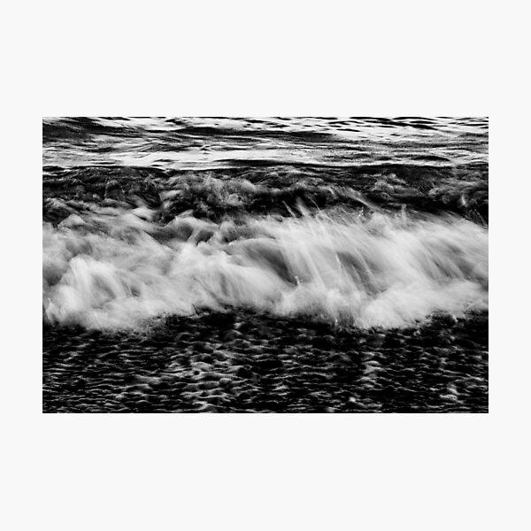 Dark Sea #7 Photographic Print