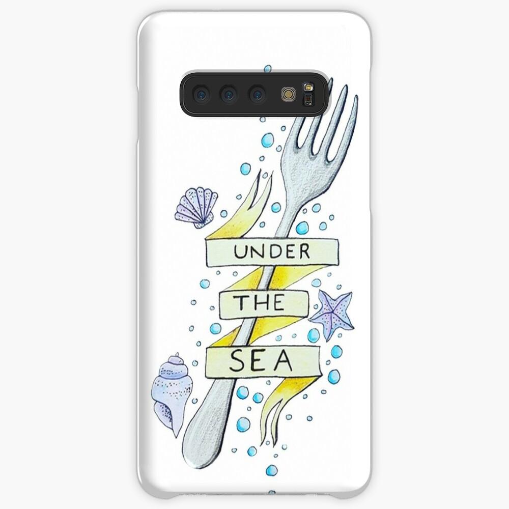 Under the Sea Dinglehopper  Case & Skin for Samsung Galaxy