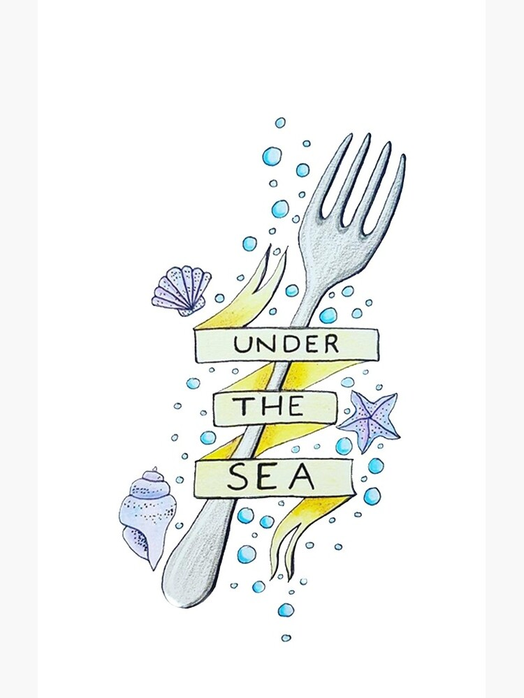 Under the Sea Dinglehopper  by littlemooart