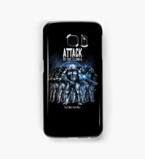 Sontaran's: Attack of the Clones - Size Matters Not Samsung Galaxy Case/Skin