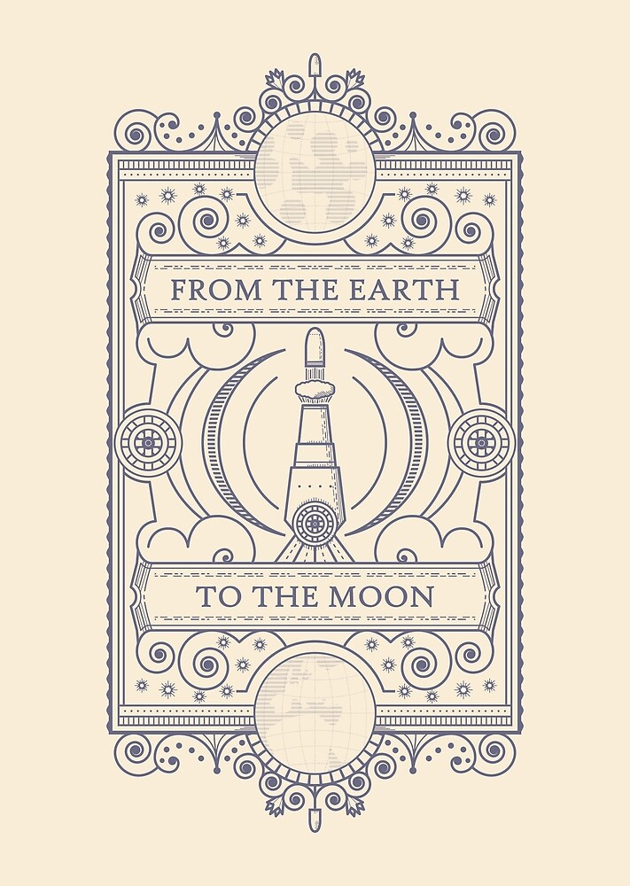 From The Earth To The Moon by mgulin
