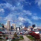 Baltimore by Greta  Hasler