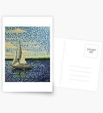 Sailing with Olivia Postcards