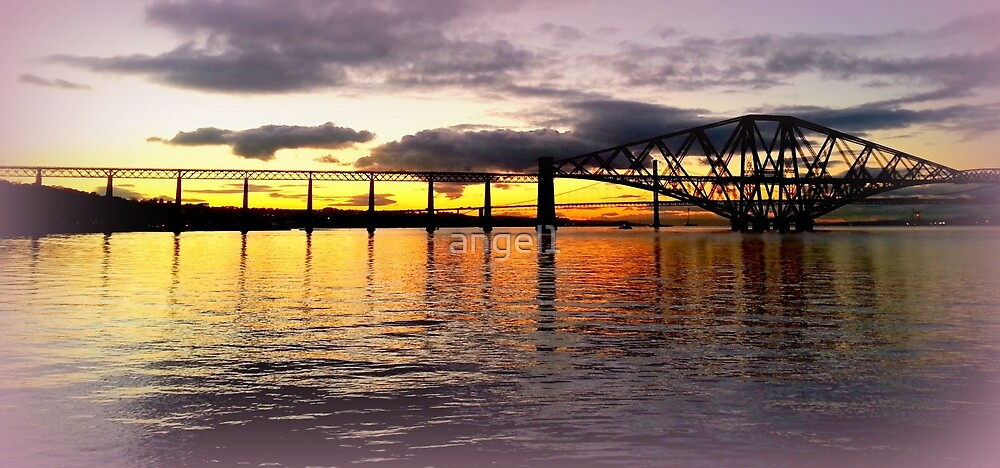Forth Bridge by ©The Creative  Minds